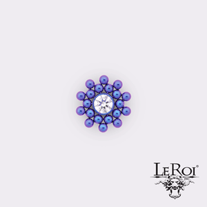 LeRoi | Haute Couture Threaded End 11HT-20 - Avanti Body Piercing & Fine Jewelry