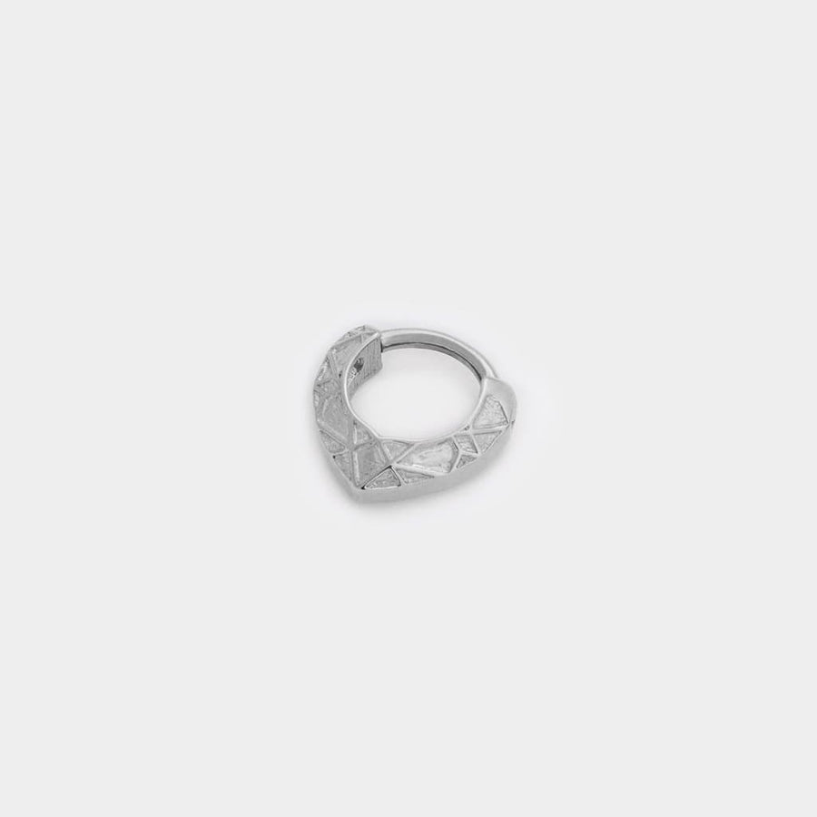 Tether Jewelry | 'Lattice' Septum Clicker - Avanti Body Piercing & Fine Jewelry