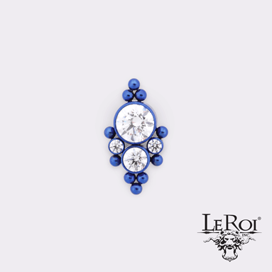 LeRoi | Haute Couture Threaded End 5HT - Avanti Body Piercing & Fine Jewelry