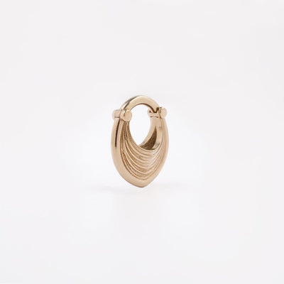 Tether Jewelry | 'Drake' Hoop Weights - Avanti Body Jewelry  - 6