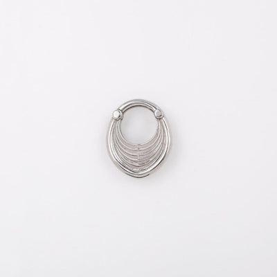 Tether Jewelry | 'Drake' Hoop Weights - Avanti Body Jewelry  - 2