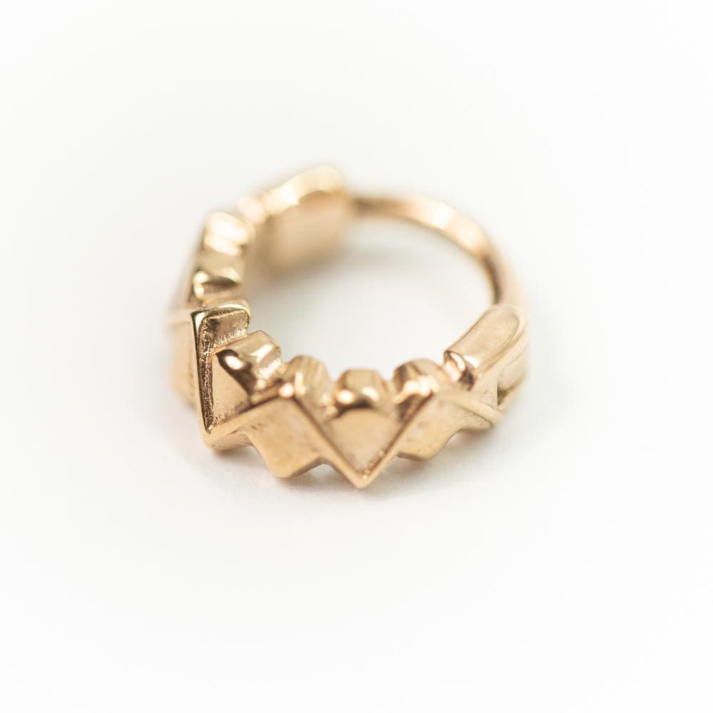 Tether Jewelry | 'Echo' Septum Cuff