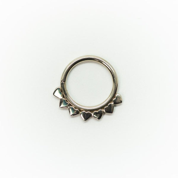 LeRoi | 14k Gold Jiya Seam Ring