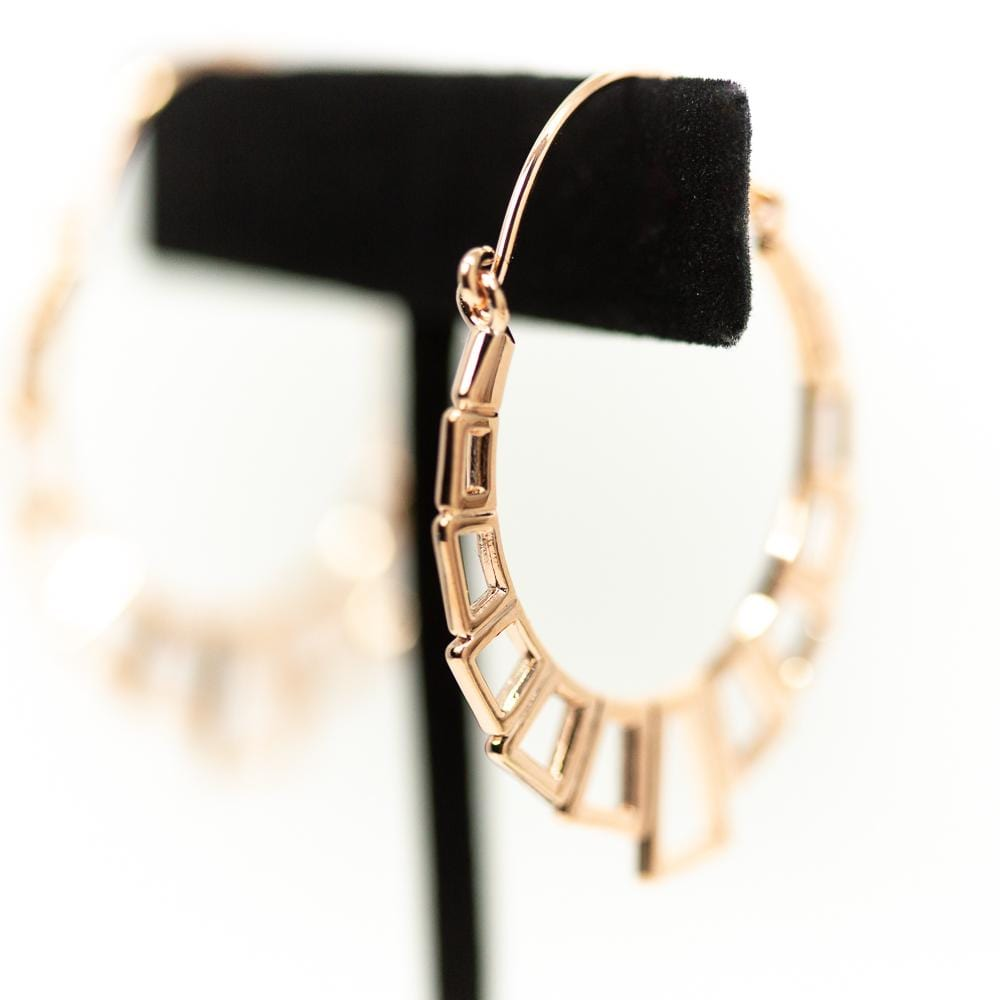 Tether Jewelry | 'Axiom' Earring Pair