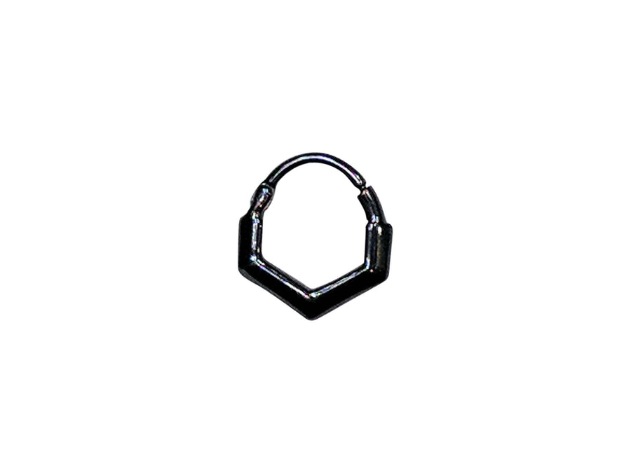 Tawapa | Arrow Septum Clicker - Avanti Body Piercing & Fine Jewelry