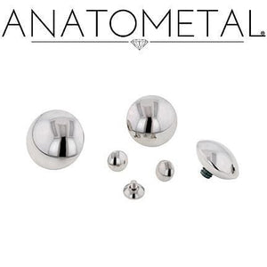 Threaded M&M End - Avanti Body Piercing & Fine Jewelry
