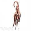 Tawapa Squid Weights - Avanti Body Jewelry  - 3