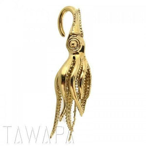 Tawapa Squid Weights - Avanti Body Jewelry  - 1