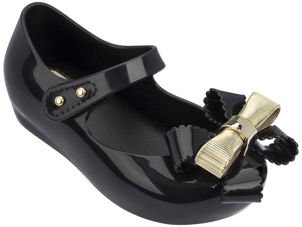 Mini Melissa Ultragirl Sweet IV – Black