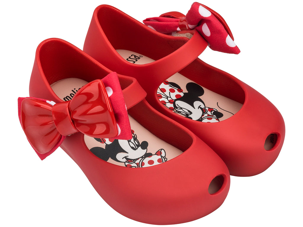 Mini Melissa Ultragirl + Minnie II Bb Me