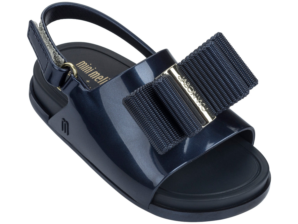 Mini Melissa Beach Slide Sandal + Jason Wu