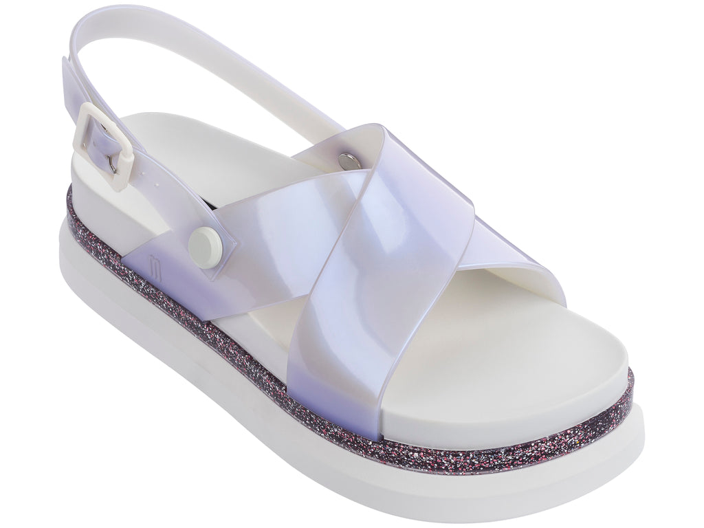 Melissa Cosmic Sandal II + Away To Mars Ad