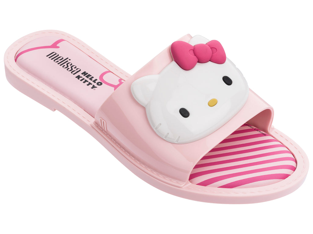 Melissa Slipper + Hello Kitty Ad