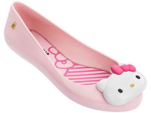 Melissa Space Love + Hello Kitty Ad