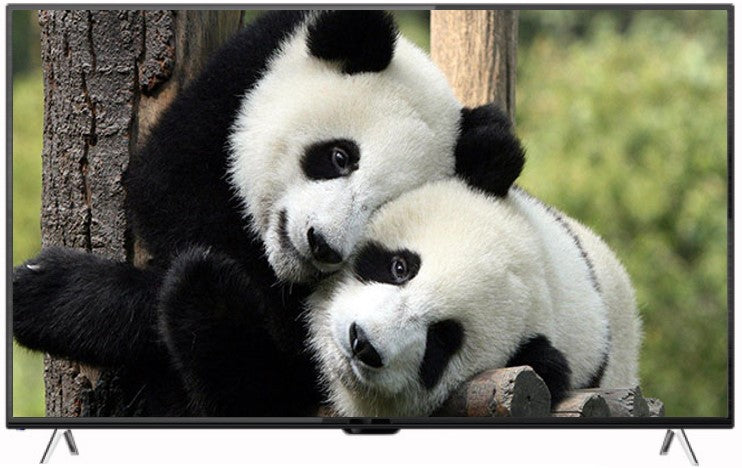 "55"" UHD Smart TV - BravePanda"