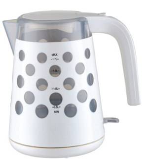 Rotational  Cordless Kettle - BravePanda
