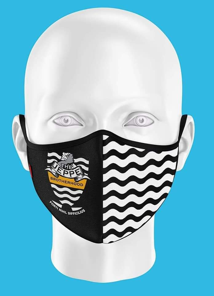 Jeppe Boys Face Mask - BravePanda