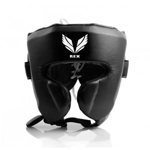 REX Training Headgear - SOLID BLACK