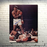 GREATNESS - MUHAMMAD ALI CANVAS