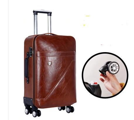 Cabin Luggage Bag with Wheels