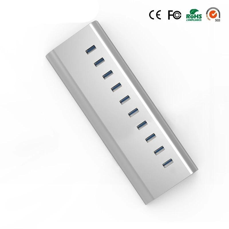 Multifunctional USB3.0 10 Ports USB HUB