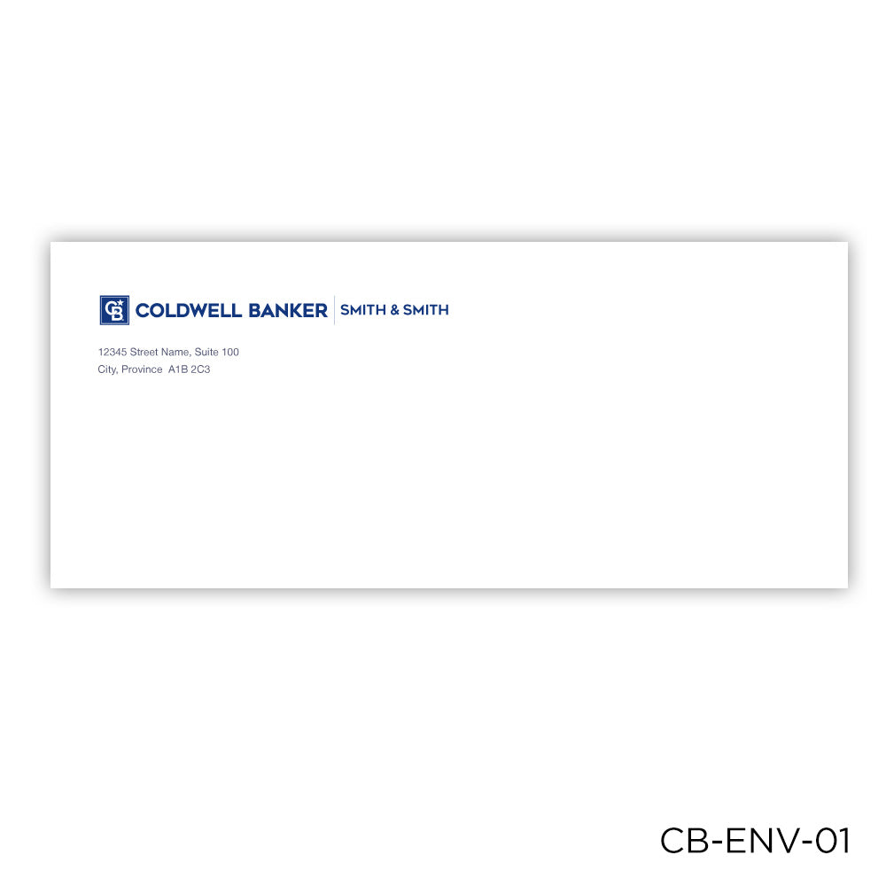 Coldwell Banker #10 Envelopes