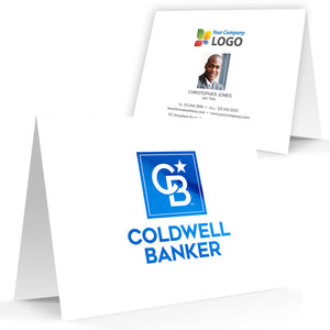 Coldwell Banker Printed Note Cards with Foil