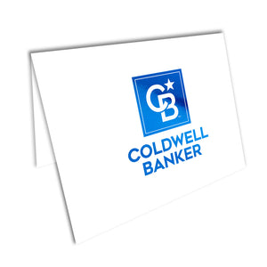 Coldwell Banker Foiled Note Cards