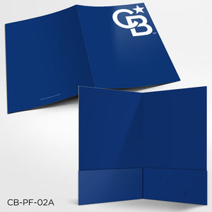 Coldwell Banker Printed Presentation Folders