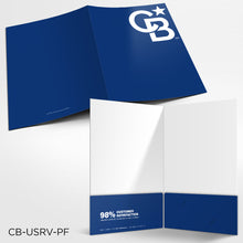 Load image into Gallery viewer, Coldwell Banker Printed Presentation Folders
