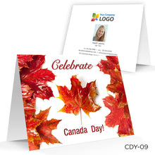 Load image into Gallery viewer, Canada Day Greeting Cards