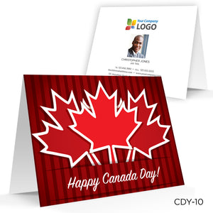 Canada Day Greeting Cards (4.25 x 5.5)