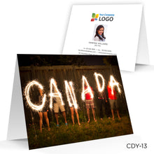 Load image into Gallery viewer, Canada Day Greeting Cards (4.25 x 5.5)