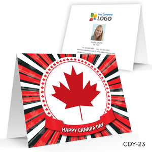 Canada Day Greeting Cards