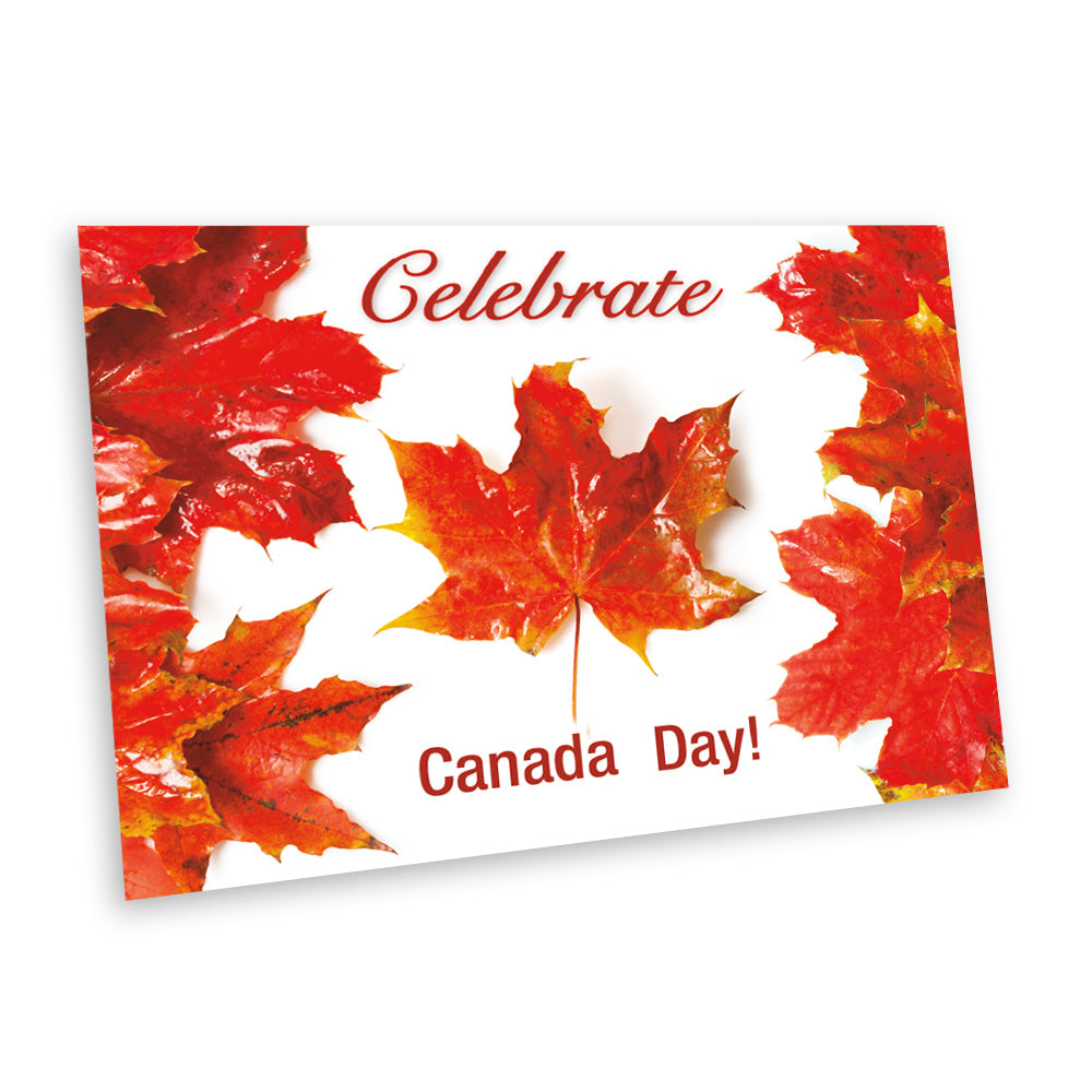 CDY-PC-14 Canada Day Postcard