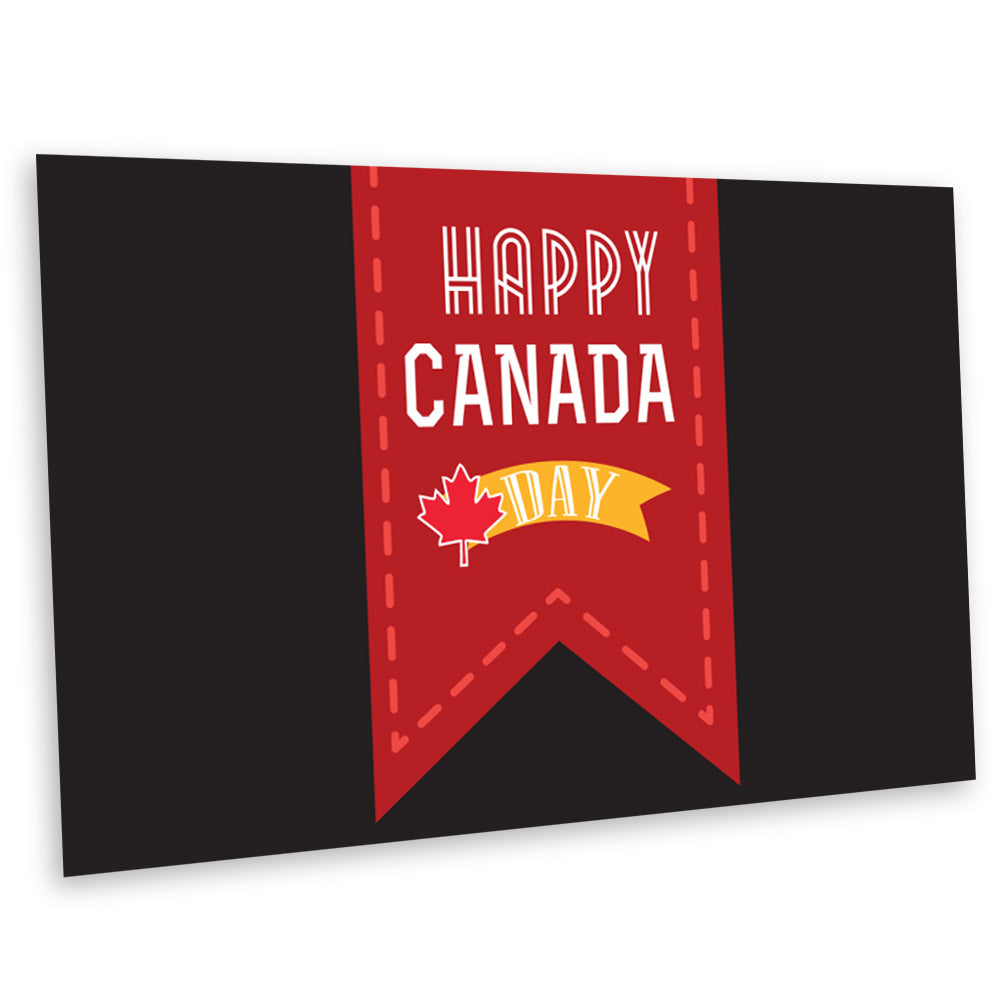 CDY-PC-24 Canada Day Postcard