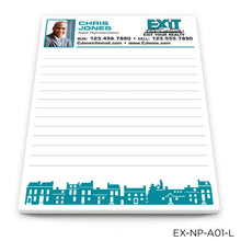 "Load image into Gallery viewer, EXIT Realty Notepads (4.25"" x 5.5"")"