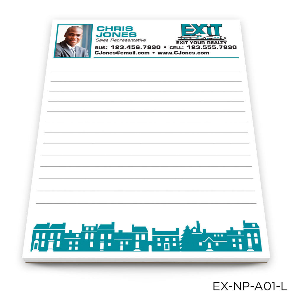EXIT Realty Notepads (4.25