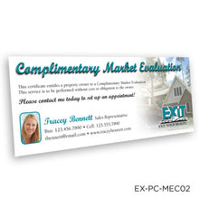 Load image into Gallery viewer, EXIT Realty Market Analysis Certificates