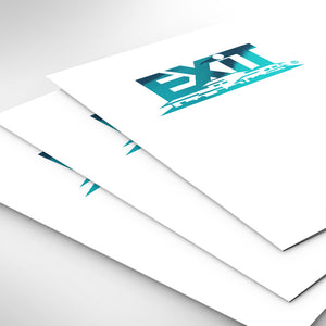 EXIT Realty Presentation Folders with Foil (25 pack)
