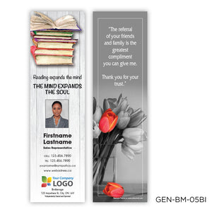 Bookmarks (2 sided)