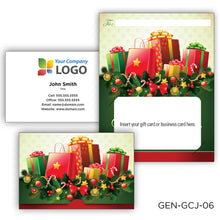 Load image into Gallery viewer, Gift Card Jackets