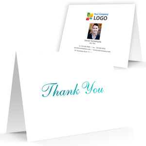 Mortgage Alliance Printed Note Cards with Foil