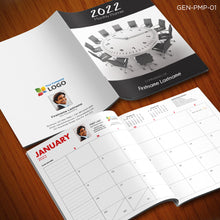 Load image into Gallery viewer, Personalized Monthly Planners
