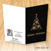 Load image into Gallery viewer, Holiday Slim Greeting Cards