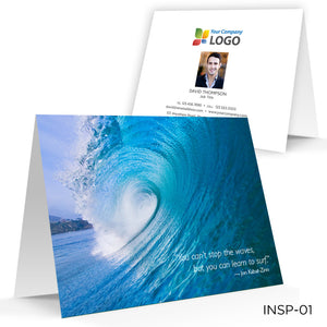 Note Cards Inspirational (25 pack)
