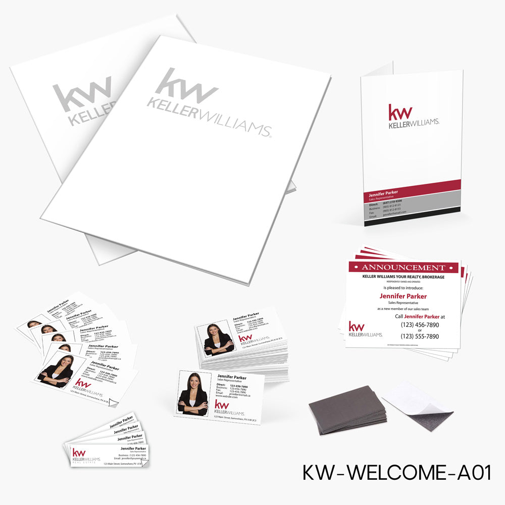 Keller Williams Welcome Kit A01