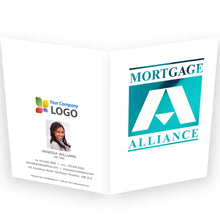 Load image into Gallery viewer, Mortgage Alliance Printed Note Cards with Foil