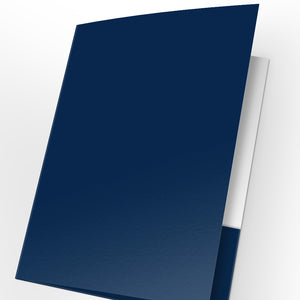 Custom Mix & Match Presentation Folders with Foil (50 pack)