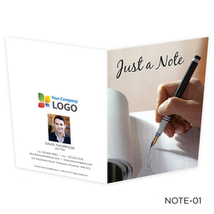 Note Cards (25 pack)